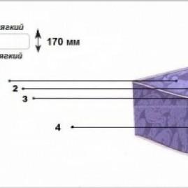 Матрас ортопедический Барро - Люкс 425