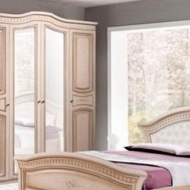 Спальня Любава-4, ясень