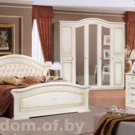 Спальня Любава-5, ясень