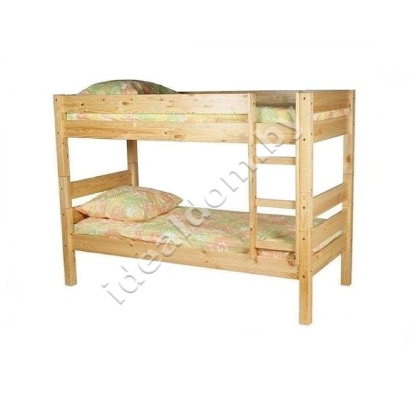 """Кровать двухъярусная """"Уве"""", трансформер"""