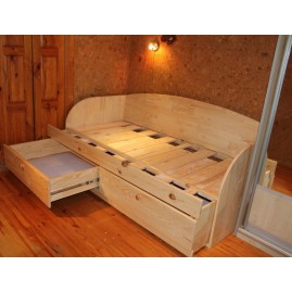 """Выкатная кровать """"Оптима"""""""