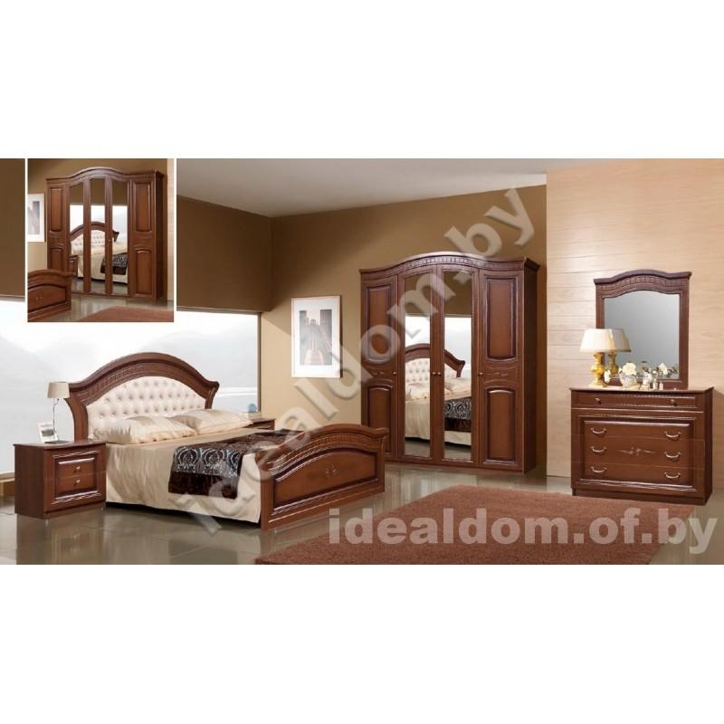 Спальня Любава-4, дуб