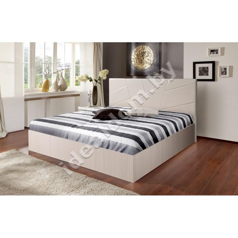Двуспальная кровать «Аврора-7» с подъемным механизмом