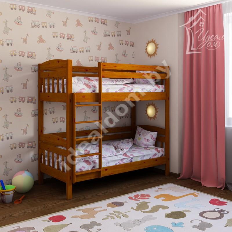 "Двухъярусная кровать ""Геркулес-Люкс"""