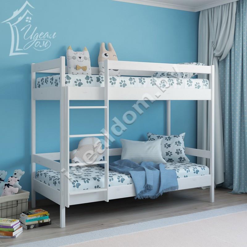 """Двухъярусная кровать """"Ромашка"""""""