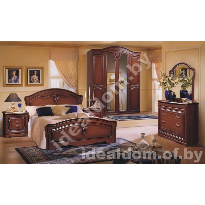 Спальня Валерия-4, орех