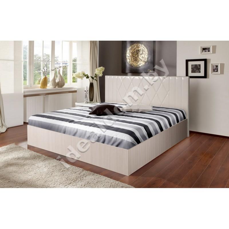Кровать двуспальная «Аврора-6» с подъемным механизмом