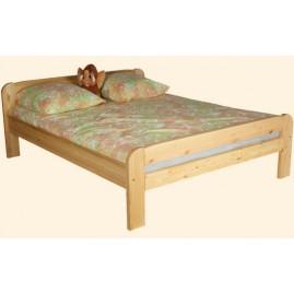 Кровать двуспальная Бодо