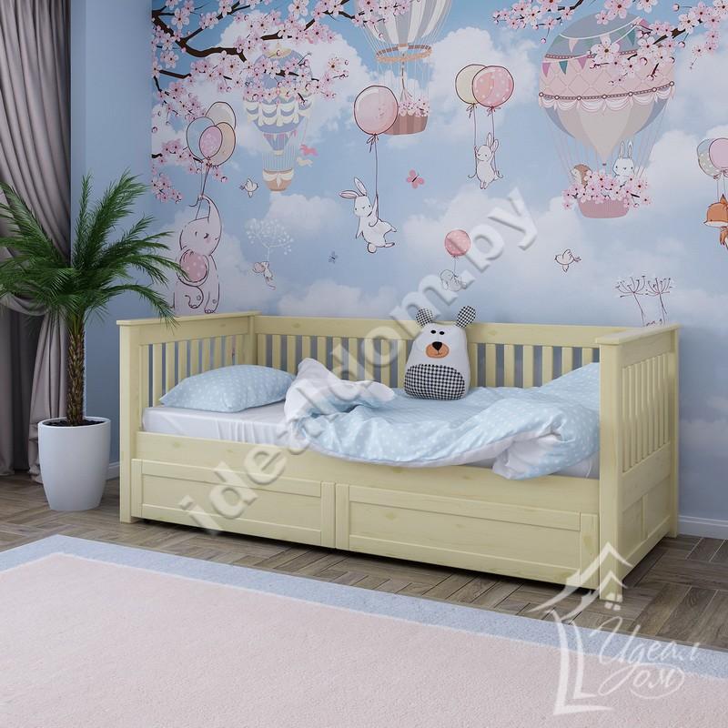 """Кровать односпальная """"Кредо-1"""""""