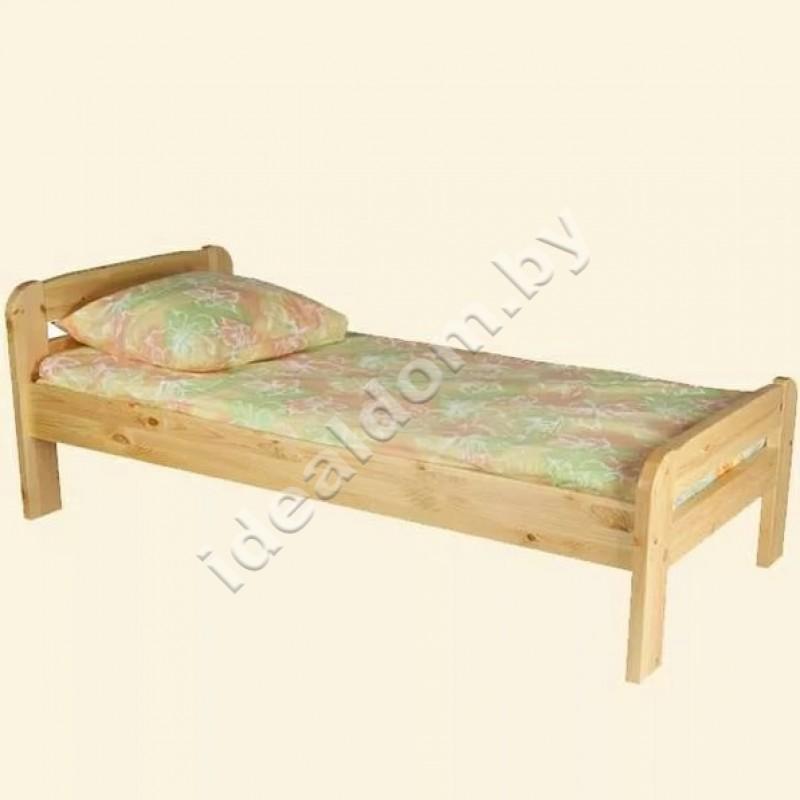 Кровать односпальная Бодо