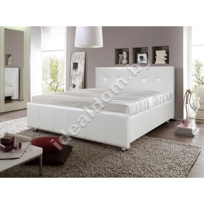 Кровать двуспальная «Диана» с подъемным механизмом