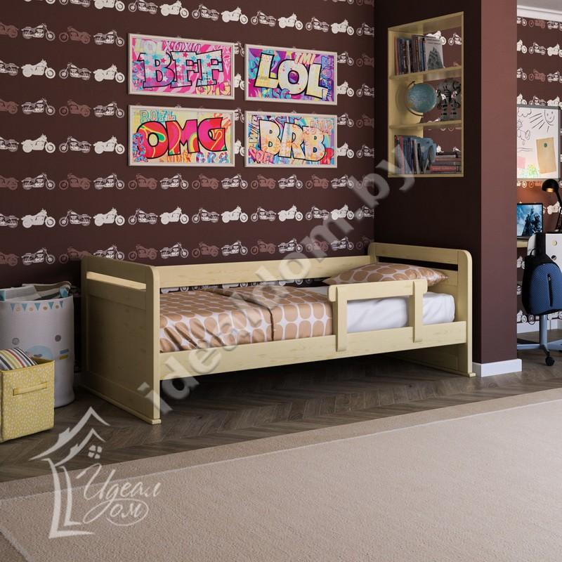 """Кровать для детей от 3-х лет """"Гармония-Mini-S"""""""