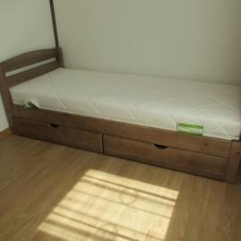 """Кровать односпальная """"Колибри"""" с ящиками"""