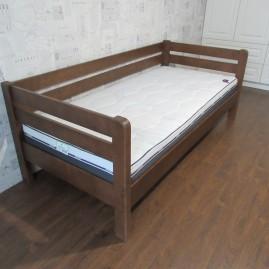 """Односпальная кровать """"Вектор"""" из массива"""