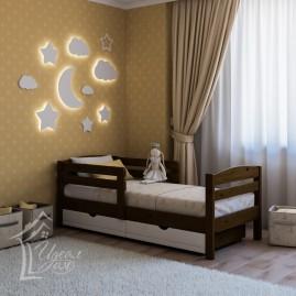 """Кровать 1-но спальная """"Бамбино"""" с ящиками"""