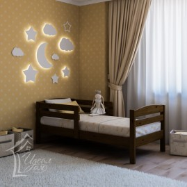 """Кровать 1-но спальная """"Бамбино"""" для детей от 3-х лет"""