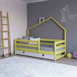"""Кровать-домик для детей от 3х лет """"Нотка"""""""