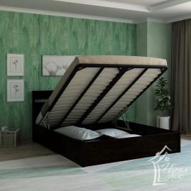 """2-х спальная кровать """"Купидон-5"""" с подъемным механизмом"""