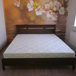 """2-х спальная деревянная кровать """"Купидон-5"""""""
