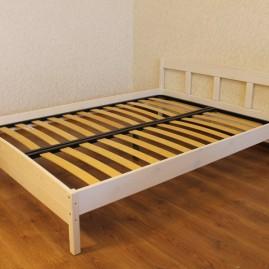 """Двуспальная деревянная кровать """"Весна-2"""""""