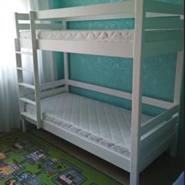 """Двухъярусная кровать """"Твикс"""" без ящиков"""