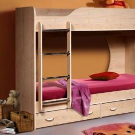 """Двухъярусная детская кровать """"Крепыш-1"""""""