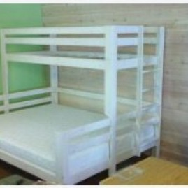"""Кровать трёхспальная """"Тетрис"""""""
