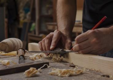 Процесс изготовления нашей мебели