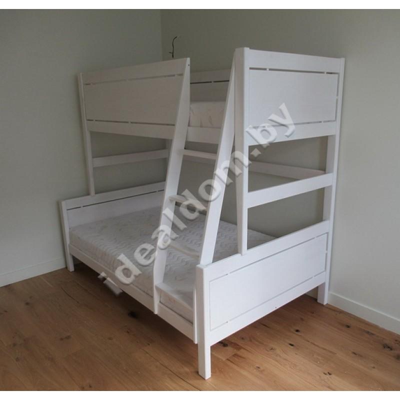 """Кровать трёхспальная """"Датчанка"""""""